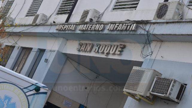 Un bebé de cuatro meses falleció en el San Roque: Tenía rastros de cocaína en la orina