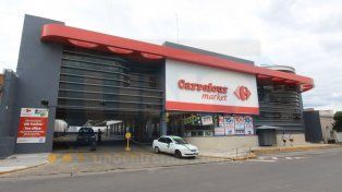 Carrefour solicitó un procedimiento preventivo de crisis
