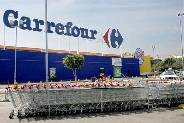 . La merma en las ventas a causa de la retracción del consumo es uno de los argumentos sostenidos por Carrefour en la presentación ante el Ministerio de Trabajo del procedimiento preventivo de crisis.