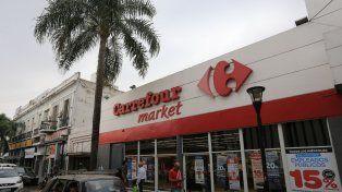 Hay 455 empleados de Carrefour en Entre Ríos y están en alerta