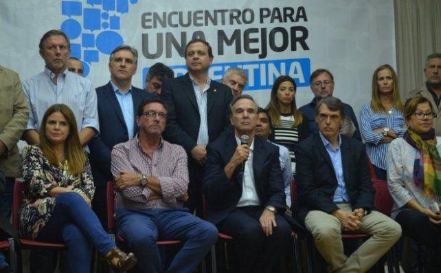 El PJ dialoguista lanzó su propuesta en Gualeguaychú