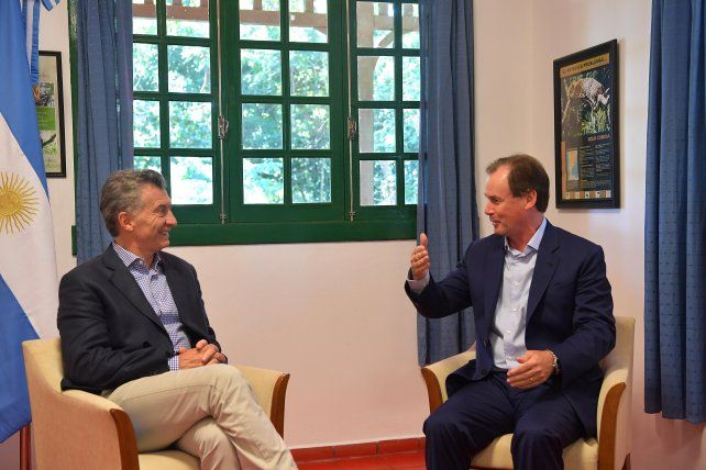 Bordet abordó con Macri proyectos de infraestructura vial y portuaria provincial