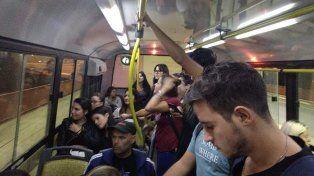 Otra vez problemas con el transporte de pasajeros Paraná - Santa Fe