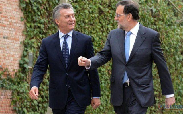 Para Macri, la relación entre Argentina y España es la de dos amantes que se han reencontrado