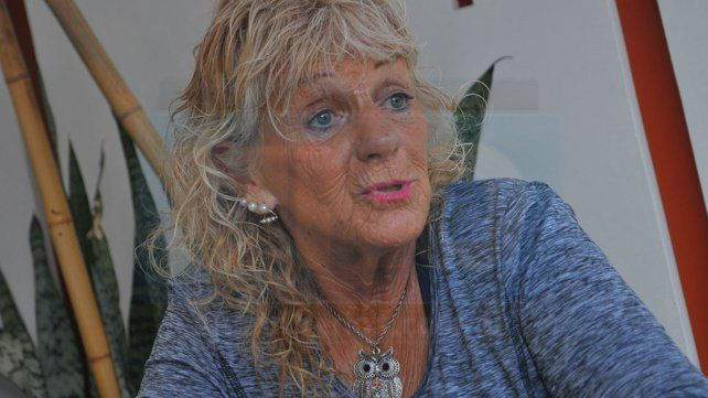 Autorizada. La psicóloga Liliana Rodríguez