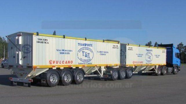 Modelos. Estas formaciones están constituidas por un camión y dos remolques que se articulan entre sí.