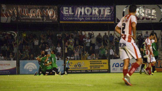 Sufrió la fortaleza. Atlético Paraná le quitaba el invicto como local a Sportivo Belgrano. El festejó quedó en manos de los cordobeses.