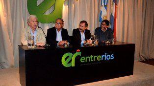 La Expo Concepción se promociona en distintos puntos del país.