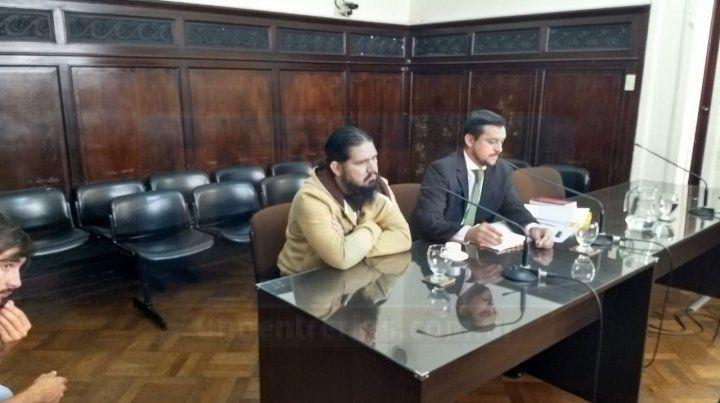 No le creyó. El juez López Arango consideró que se acreditó el dolo en el tráfico de la droga. Foto: Javier Aragón.