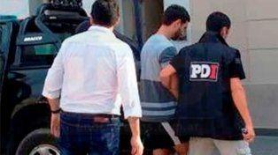 Prófugo de la justicia. El rosarino quedó preso en Santa Fe y llegaría a Paraná en días.