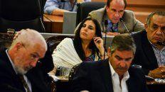 diputados: se conformo el bloque ucr en cambiemos de la provincia
