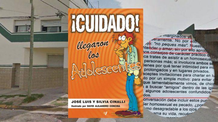 Los polémicos autores de los textos que distribuye el ICEBEM de Paraná y un bochorno evitable