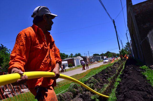 Expansión. La empresa encargada de la distribución en Paraná proyecta abarcar más zonas.