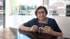 Autora. Tochi es abogada y se inclinó por la escritura tras jubilarse.