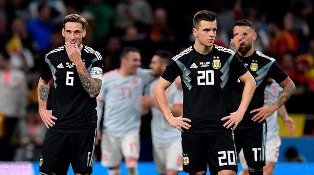 La Selección argentina cayó un puesto en el ranking FIFA