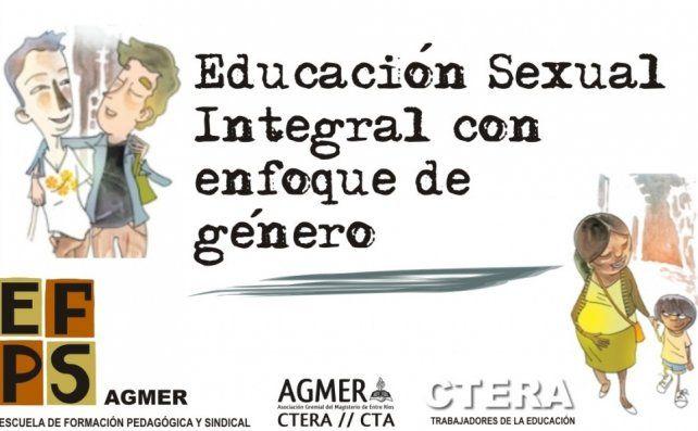 AGMER exige que el Estado garantice educación sexual integral con perspectiva de género