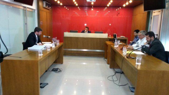 En juicio abreviado, condenaron a 3 años de prisión efectiva a Hugo Righelato