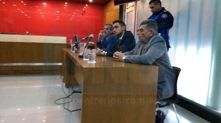 El ex perito Antonio Vitale fue condenado a 12 años de prisión efectiva