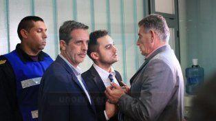 En Casación. Los defensores anunciaron que acudirán en apelación el fallo condenatorio. Foto: Juan Pereira.