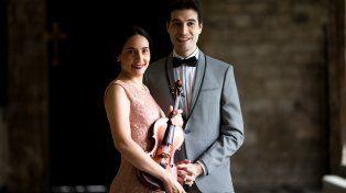 Trayectoria. El dúo debutó en 2008 y desde entonces se ha presentado en salas del país y el exterior.