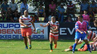 Por el primer lugar. Los chicos de la Unión Entrerriana dejarán todo para ganar una competencia nacional.