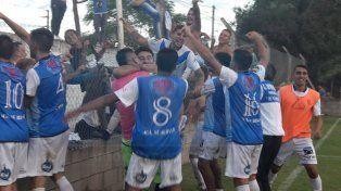 Histórico: Sportivo Urquiza en la final del Federal C