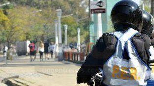 Tenía chaleco antibalas el policía gravemente herido por un vecino en Paraná