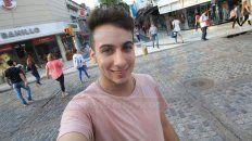 la selfie: ignacio buiatti