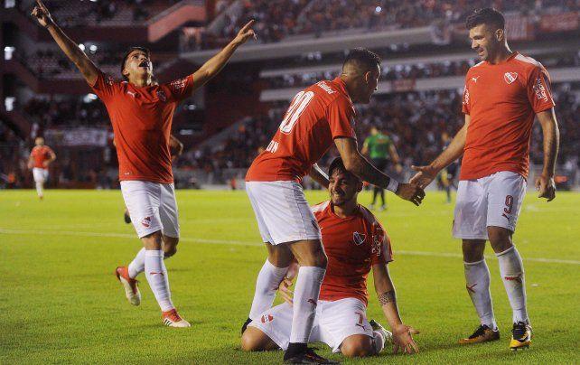 Independiente le ganó a Boca y Godoy Cruz se ilusiona