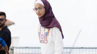 Una chica palestina.