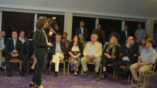 La licenciada en Ciencias Políticas Mercedes Ribera habló en torno a la ambiciones del programa. Respaldaron el proyecto funcionarios nacionales en Entre Ríos y legisladores de Cambiemos.