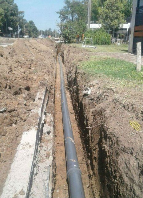 Hay  un corte del suministro de agua por tareas de mejoras en la zona sur de Paraná