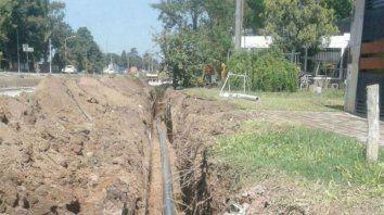 hay  un corte del suministro de agua por tareas de mejoras en la zona sur de parana