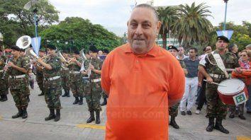 homenaje: cachito avellaneda ya tiene su calle en parana