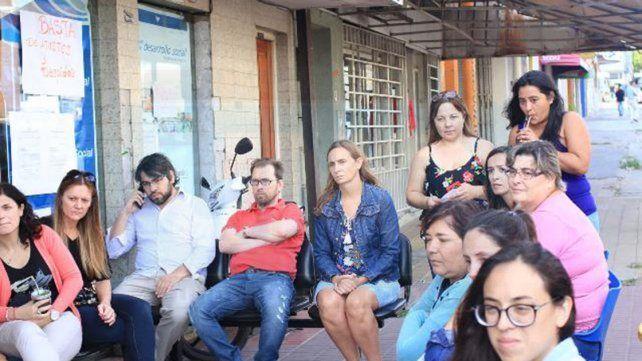 Trabajadores de la delegación Paraná del Ministerio de Desarrollo Social denuncian despidos y desmantelamiento