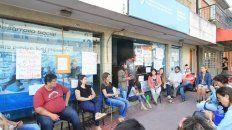 trabajadores de la delegacion parana del ministerio de desarrollo social denuncian despidos y desmantelamiento
