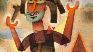 Panactivista. Xul Solar fue protagonista de la vanguardia argentina del siglo XX en varias disciplinas.