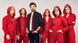 Netflix anunció que La casa de papel tendrá una tercera temporada