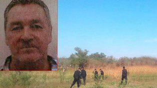 El fin de la búsqueda. El cazador fue encontrado en la tarde de este miércoles. Foto: El Once