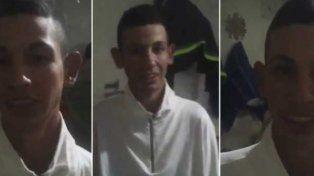 Indignante VIDEO del supuesto asesino del colectivero: Lo maté por un boleto