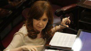 VIDEO | Segundo round entre Cristina y Michetti en el Senado, esta vez, por las tarifas