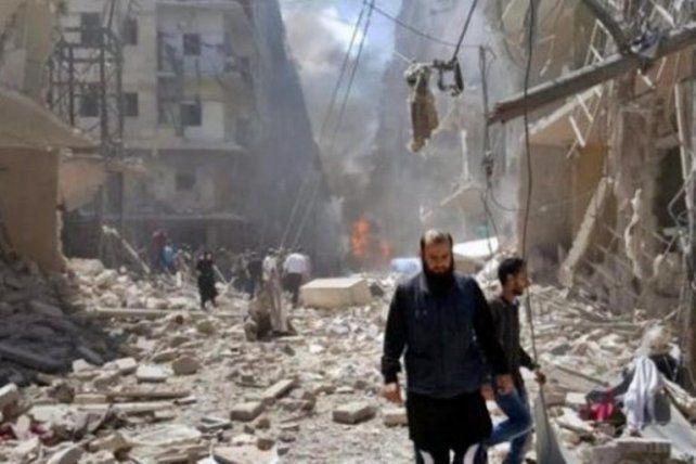 Una familia siria llegó a Entre Ríos escapando de la guerra