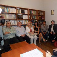 Pagani: Vamos a discutir esta propuesta con el conjunto de los docentes