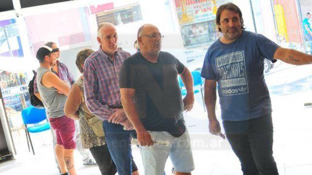 Entrega de entradas en Paraná