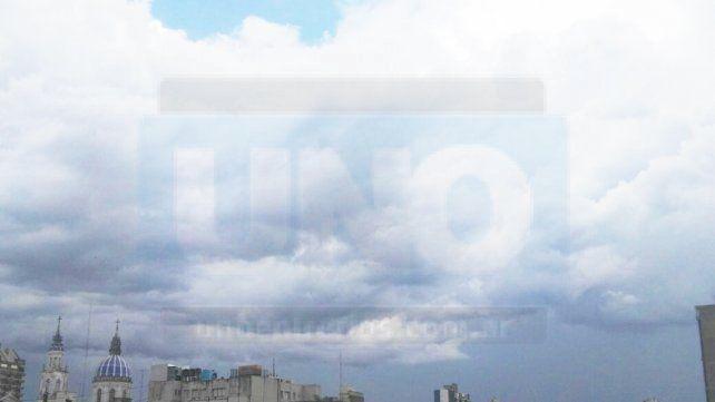 Alerta meteorológico por tormentas fuertes para Entre Ríos y otras provincias