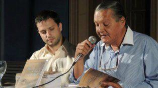 Comienza el ciclo De pluma y canto, con un homenaje a Luis Alberto Salvarezza