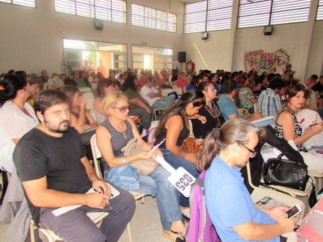 Paritaria docente: Agmer convocó a Congreso Extraordinario el próximo jueves en Feliciano