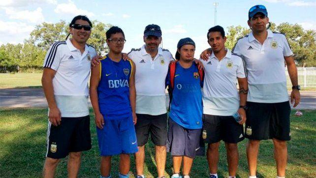 Entrerrianos preseleccionados a Selección Argentina de Futsal Síndrome de Down