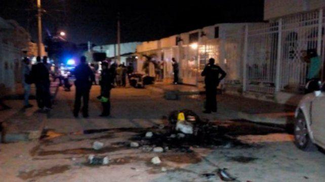 Tragedia para Teo Gutiérrez: un sicario asesinó a su sobrina de 2 años