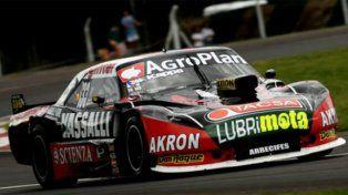 TC en Concepción del Uruguay: Aguirre sorprendió con la pole provisoria